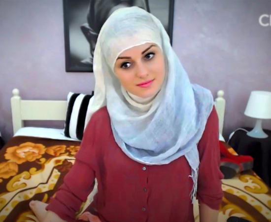 MuslimKyrah | CKXGirl.com