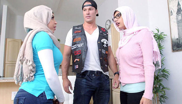 girls porno Hijab