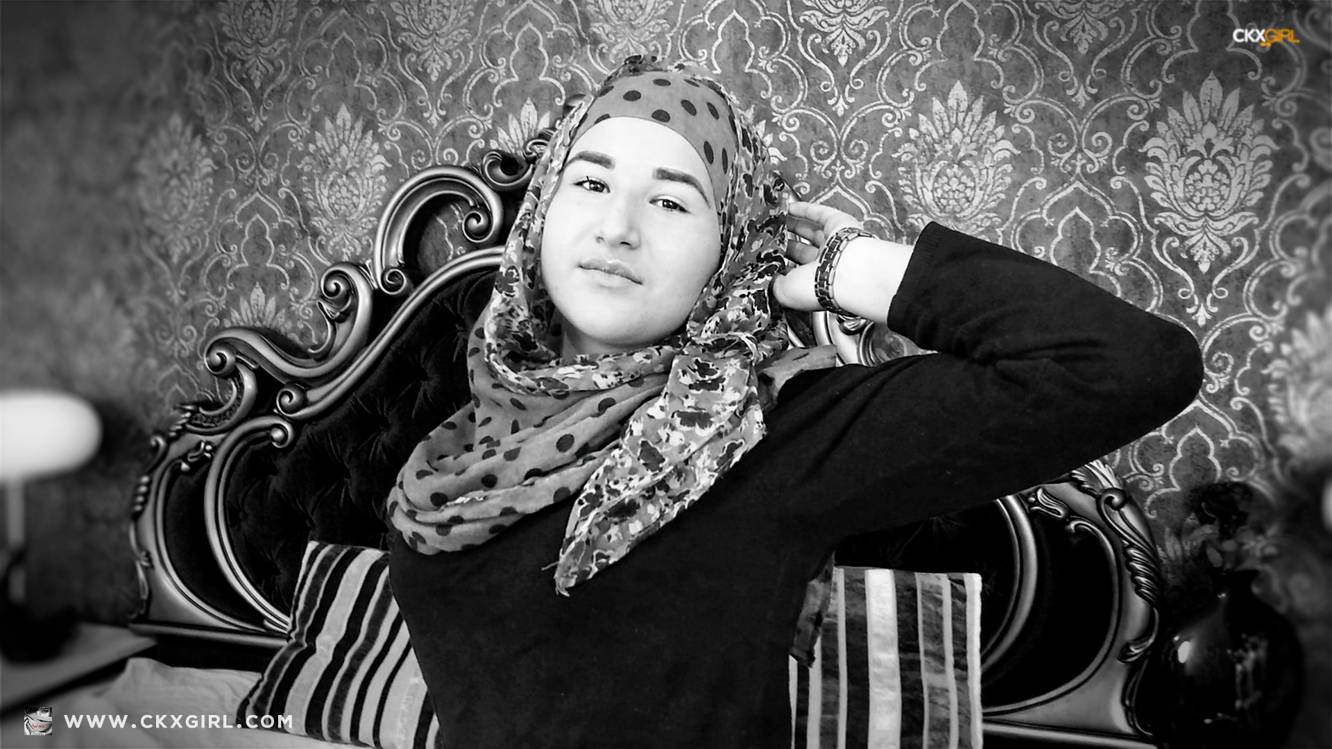 🔥 NEW Girl ▶ ArabianKalima